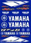 Yamaha matricaszett